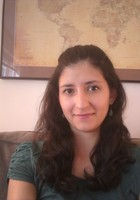 A photo of Diana, a tutor from Universidad Distrital