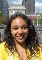 A photo of Sumathy, a tutor from New York University