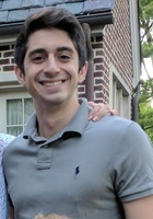 A photo of Joseph, a tutor from Emory University