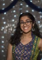 A photo of Sneha, a SAT tutor in Lawrence, KS