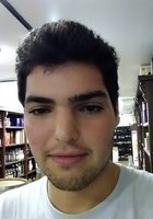 A photo of Moshe, a tutor from CUNY Queens College