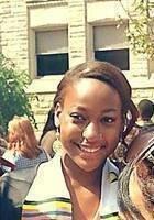 A photo of Ayana, a tutor from Ohio Wesleyan University