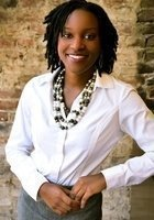 A photo of Courtney, a tutor from Spelman College