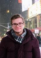 A photo of Ilya, a tutor from Tufts University