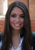 A photo of Maria, a tutor from Elon University