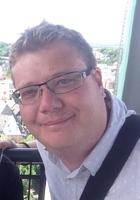 A photo of John, a tutor from University of Arkansas