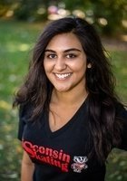 A photo of Meera, a tutor from University of Wisconsin-Madison