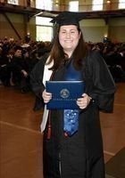 A photo of Lisa, a tutor from Hiram College