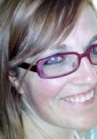 A photo of Jenny, a tutor from Taylor University