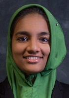 A photo of Tasneem, a tutor from University of Houston