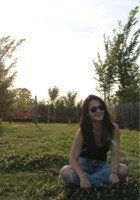 A photo of Holly, a tutor from SUNY at Binghamton