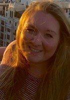 A photo of Heidi, a tutor from University of South Carolina-Columbia