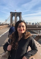 A photo of Alejandra, a tutor from Nyack College