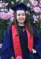 A photo of Daniela, a tutor from University of Arizona