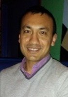 A photo of Sanjiv, a tutor from California Institute of Technology