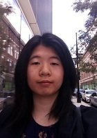 A photo of Annie, a tutor from Rutgers Universtiy
