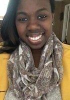 A photo of Jaleesa, a tutor from Stephen F Austin State University