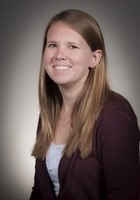 A photo of Ashley, a tutor from Minnesota State University Moorhead