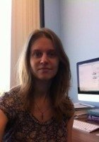 A photo of Kaytarzyna, a tutor from University College London