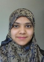 A photo of Hareem, a tutor from CUNY Hunter College