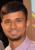 A photo of Manav, a tutor from Cornell University