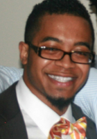 A photo of Jaquon, a tutor from St Johns University
