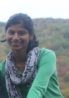 A photo of Syeda, a tutor from Middlebury College