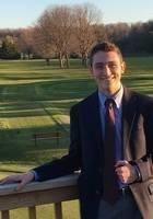 A photo of Brett, a tutor from Syracuse University