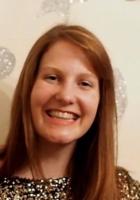 A photo of Rosemary, a tutor from Washington University in Saint Louis