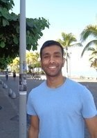 A photo of Amar, a tutor from Philadelphia College of Osteopathic Medicine
