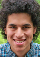 A photo of Souleiman, a tutor from Cornell University