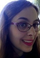 A photo of Heidi, a tutor from Western Oregon University