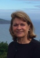 A photo of Linda, a tutor from UW Milwaukee