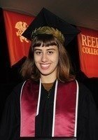 A photo of Flavia, a tutor from Reed College