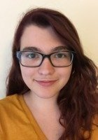 A photo of Anneliese, a tutor from Macalester College