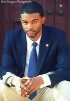 A photo of Caleb, a tutor from Howard University