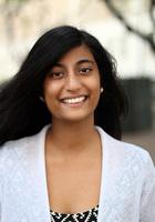 A photo of Maisha, a tutor from The University of Texas at Austin