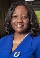 A photo of Johanna, a tutor from Meharry Medical College
