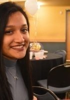 A photo of Pooja, a tutor from Rutgers University-New Brunswick
