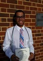 A photo of DeAndre, a tutor from Lynchburg College