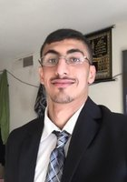 A photo of Rashed, a tutor from Virginia Commonwealth University