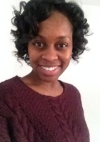 A photo of Gerrica, a tutor from Warren Wilson College