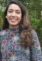 A photo of Rumika, a tutor from Virginia Polytechnic Institute and State University