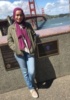 A photo of Aya, a tutor from University of California-Los Angeles