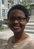 A photo of Shay, a tutor from Claremont Graduate University