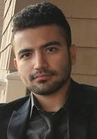 A photo of Ashkan, a tutor from University of California-Riverside