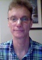 A photo of David, a tutor from Old Dominion University