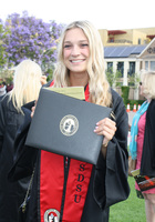 A photo of Madeline, a tutor from San Diego State University