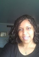 A photo of Adrianna, a tutor from Central State University