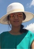 A photo of Tina, a tutor from shandong university